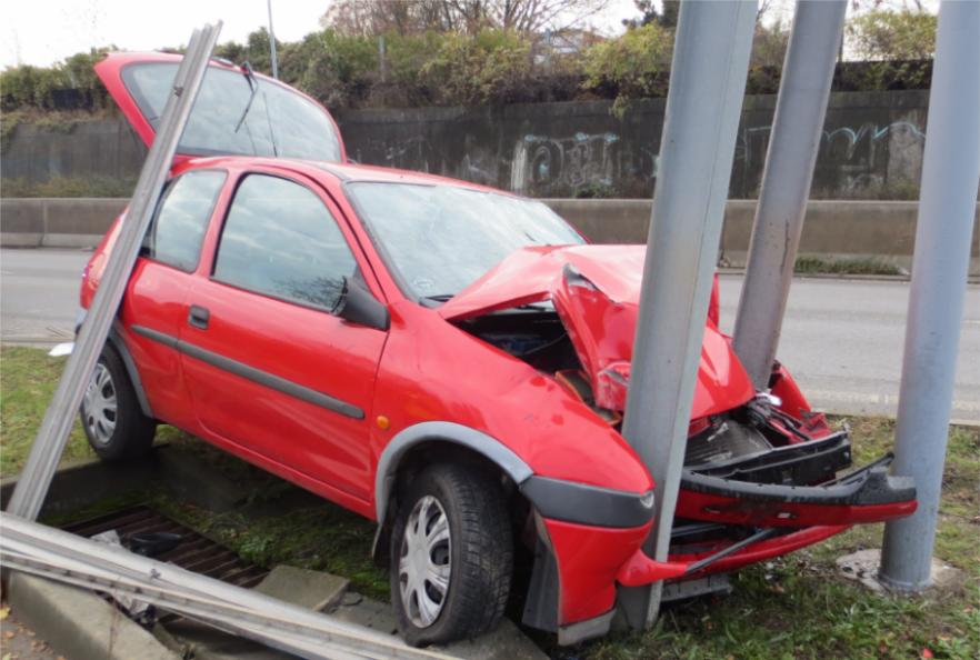 Havárie - foto: zdroj CDV v.v.i.