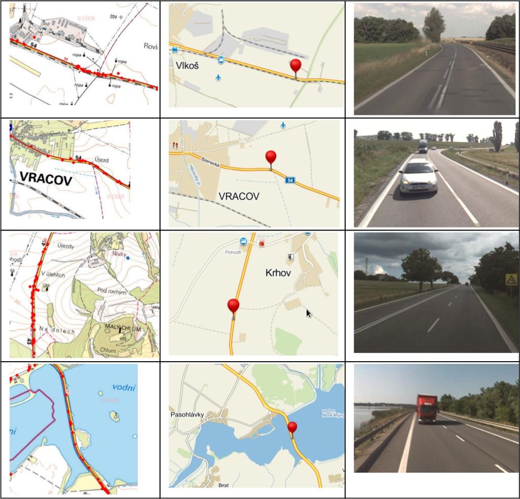 obrázek:identifikace rizikovych mist na silnicich i tridy v jihomoravskem kraji prakticka aplikace empiricke bayesovske metody obrazek 3