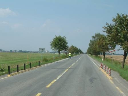 obrázek:obrazek 2 pohled na vjezd od prostejova s realizovanym opatreni