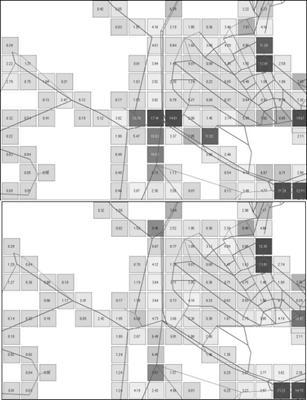 obrázek:obrazek 5 srovnani mnozstvi emisi nox v obdobi pred vystavbou ko