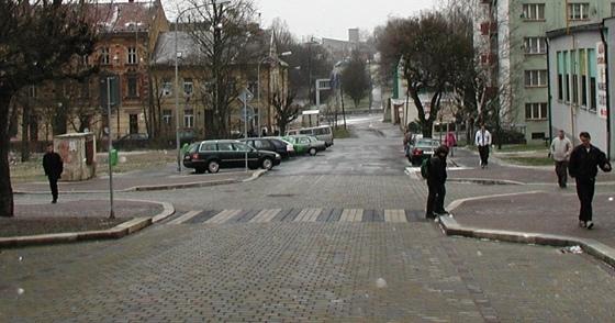 obrázek:trendy zklidnovani dopravy ve mestech a obcich obr 1