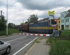 obrázek:zeleznicni prejezdy z hlediska pozemni komunikace 2007